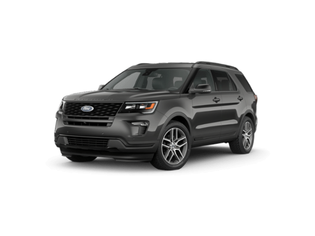 New 2018 Ford Explorer Sport SUV in Lake Orion, MI